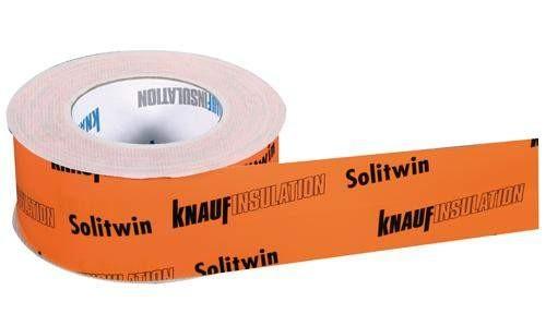 Knauf Insulation Luftdicht-Dämmsystem LDS Solitwin