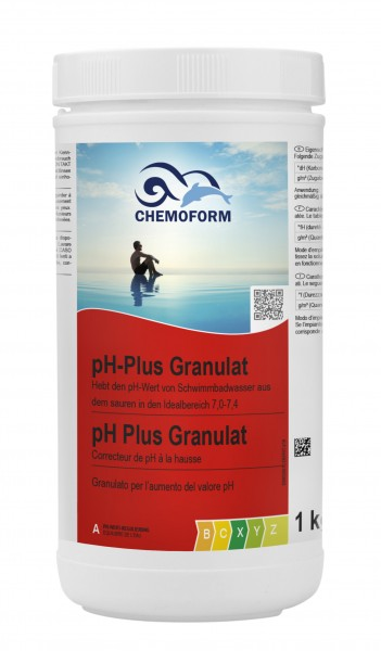 Chemoform pH-Plus Granulat 1kg