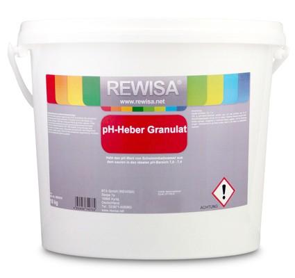 Rewisa pH-Heber Granulat 10kg
