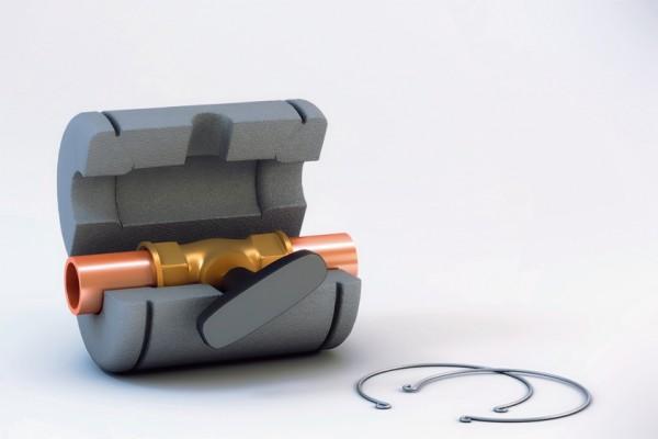 nmc Climaflex System Ventilisolierung