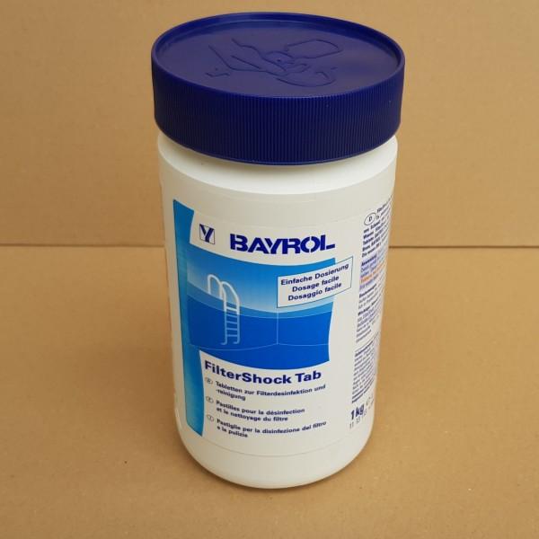 Bayrol FilterShock Tab 1kg