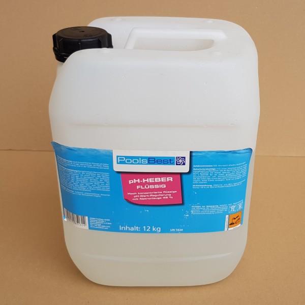 PoolsBest pH-Heber flüssig 12kg