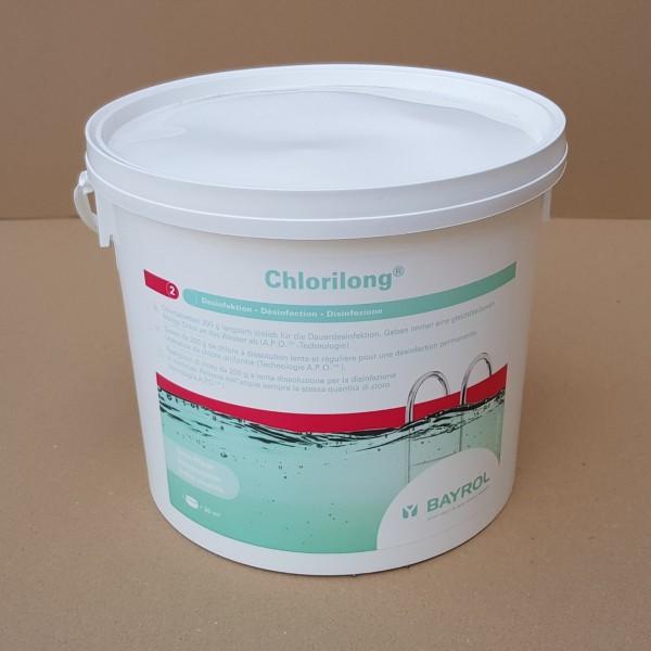 Bayrol Chlortabletten Chlorilong 5kg