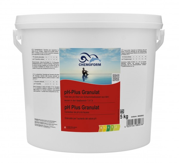 Chemoform pH-Plus Granulat 5kg