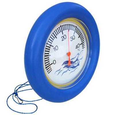 Rewisa Pool Rundthermometer mit Schwimmring