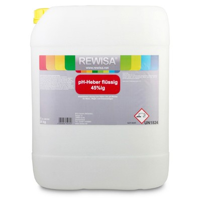 Rewisa pH-Heber flüssig 25kg