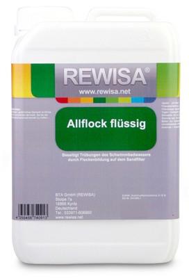 Rewisa Aquaflock flüssig 3l