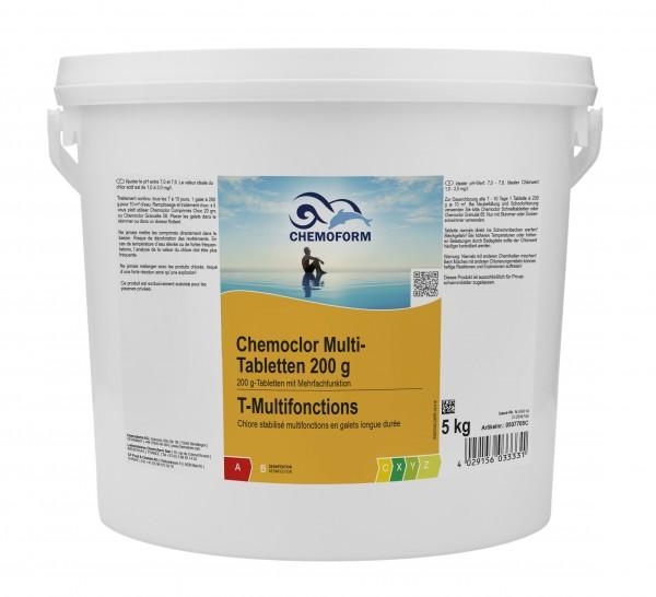 Chemoform Chemoclor Multi-Tabletten 200g 5kg